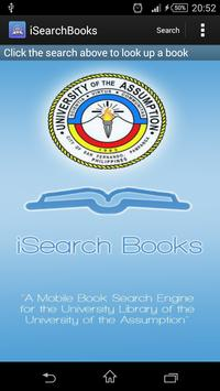 iSearch Books poster