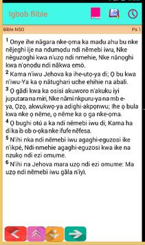 IGBO BIBLE(BIBLE NSO) apk screenshot