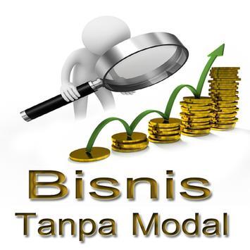 Bisnis Usaha Tanpa Modal poster