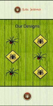 Modern Garden Ponds Design poster