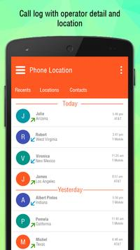 Mobile Location - Cell Tracker apk screenshot