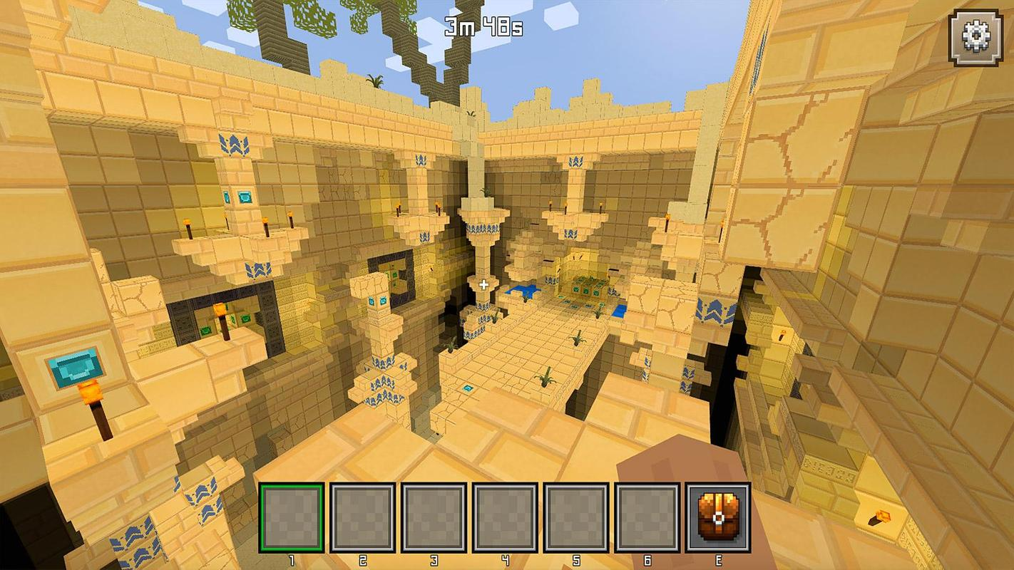 Block room secret craft game apk download free for Block craft play for free