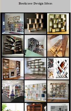Book case Design Ideas 2017 poster