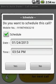 Bonrix Auto Dialer-Call Center apk screenshot