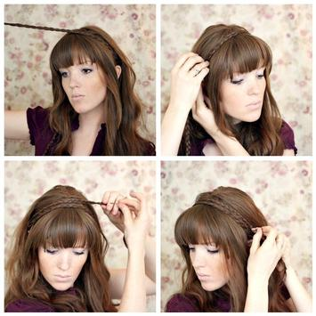 Braid Hair Styles Tutorial poster