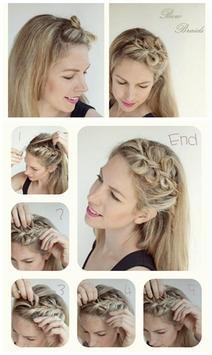 Braid Hair Styles Tutorial apk screenshot