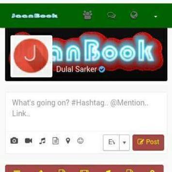 JaanBook apk screenshot