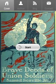 Brave Deeds of Union Soldiers poster