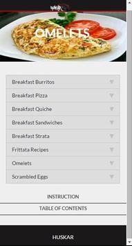 Breakfast Egg Recipes poster