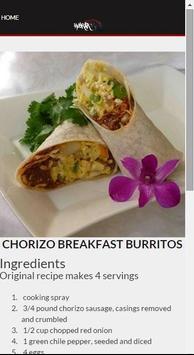 Breakfast Egg Recipes apk screenshot