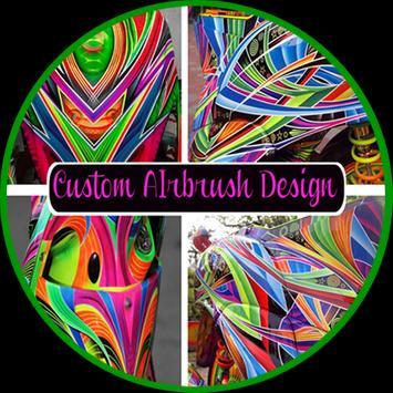 Airbrush Graphic Design apk screenshot