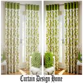 Curtain Design Home icon