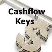 Cash Flow Key icon