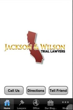 California Lawyer poster