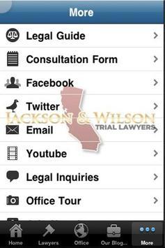 California Lawyer apk screenshot