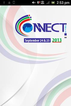 CII Connect 2013 poster