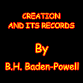 CREATION AND ITS RECORDS icon