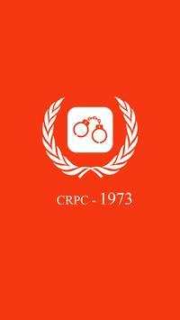 CrPC Code of Criminal Procedur poster