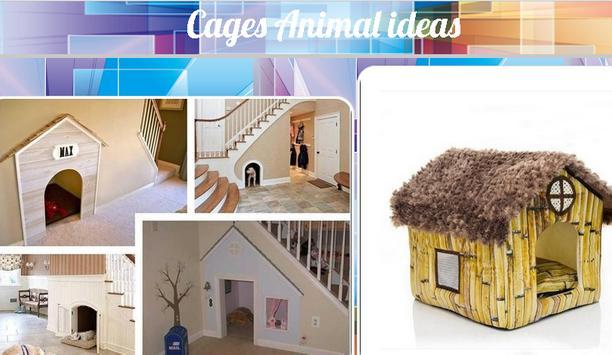 Cages Animal Ideas apk screenshot