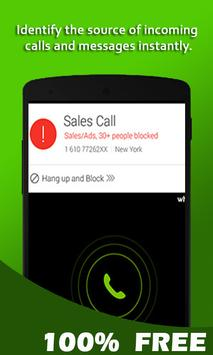 Caller ID Block Whoscall Tip poster