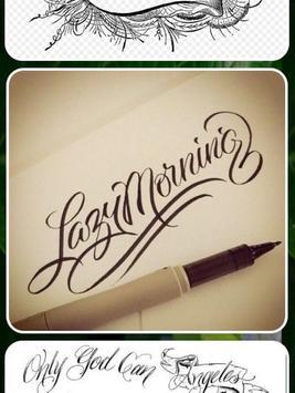 Calligraphy Designs apk screenshot