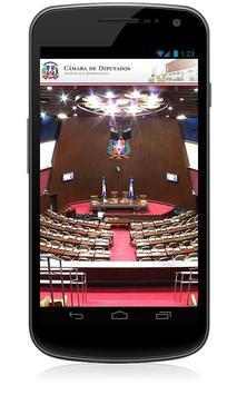 Cámara de Diputados RD poster