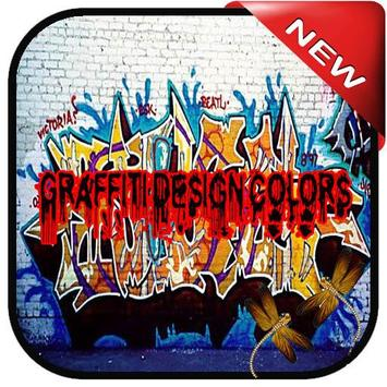 Graffiti Design Colors poster
