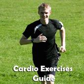Cardio Exercises Guide icon