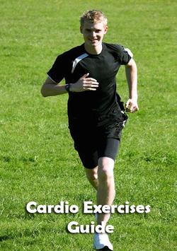 Cardio Exercises Guide poster