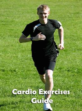 Cardio Exercises Guide apk screenshot