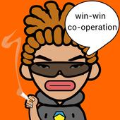 Cartoon Image DIY icon