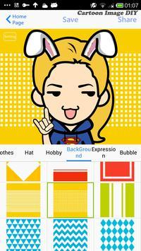 Cartoon Image DIY apk screenshot