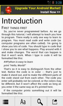 Python Programming in a day poster
