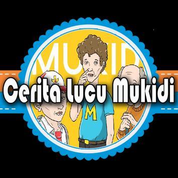 Funny stories mukidi poster