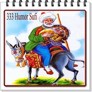 333 Cerpen Humor Sufi poster