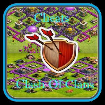 Cheats COC apk screenshot