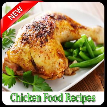 Chicken Food Recipes poster