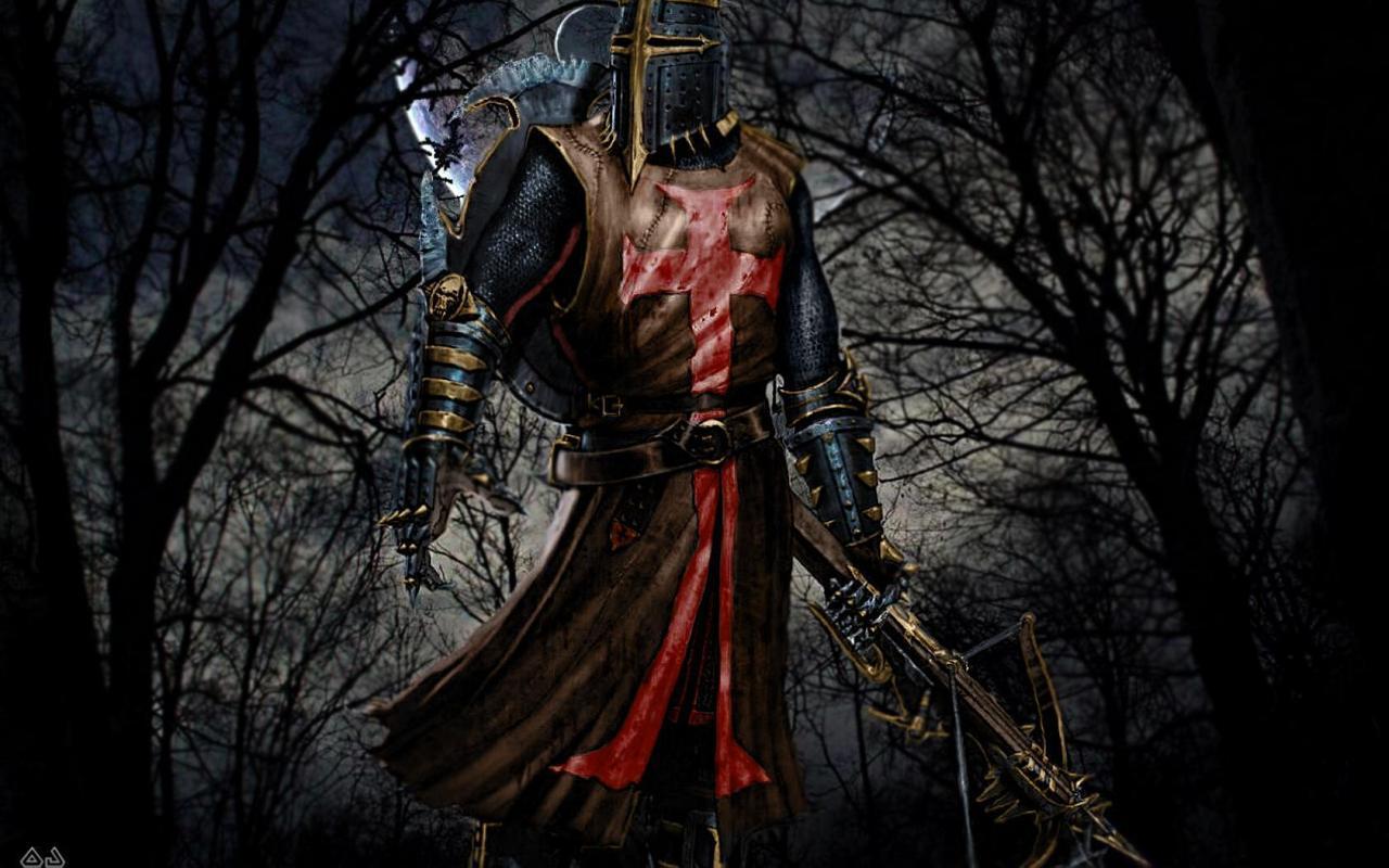 Templar Knight Live Wallpaper Apk Download Free