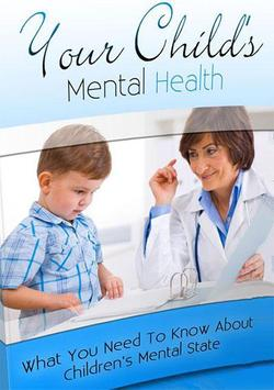 Child's Mental Health poster