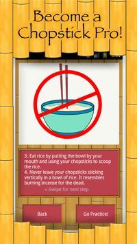 How To Use Chopsticks apk screenshot