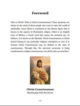 Christ Consciousness apk screenshot