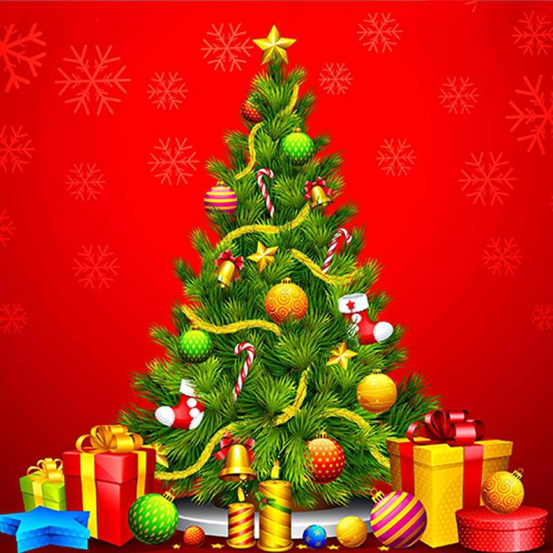 Christmas Tree Live Wallpaper APK Download - Free ...