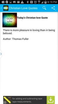 Christian Love Quotes - Daily apk screenshot