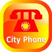 City Phone icon