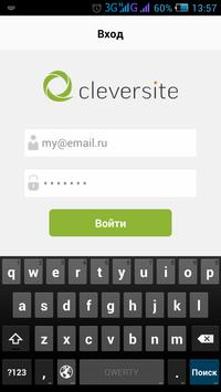 CleverSite poster