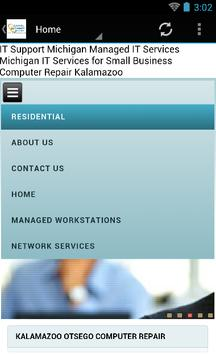 Computer Repair Kalamazoo apk screenshot
