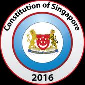 Singapore Constitution icon