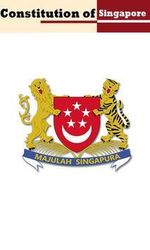 Singapore Constitution poster