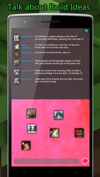 CraftChat for Minecraft apk screenshot