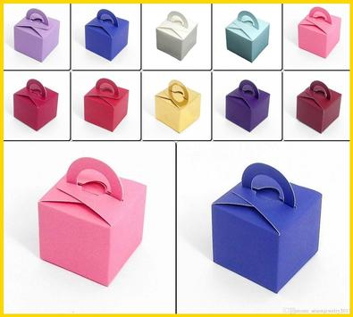 Crafts Gift Box Ideas apk screenshot